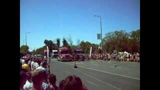 preview picture of video 'Kamion Gyorsulási verseny Hajdúszoboszló'