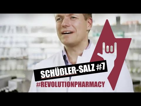 Schüßler Salz Nr 7 - Magnesium phosphoricum - Tipps vom YouTube-Apotheker Jan Reuter