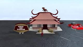 Enter The Dragon (Animated)