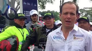 Miniatura Video Balance de jornadas de sensibilización durante la carrera Oro y Paz