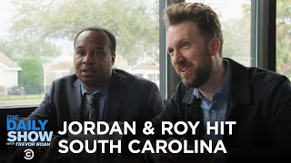 Jordan Klepper & Roy Wood Jr. Check In with Charleston's Black Voters   The Daily Show
