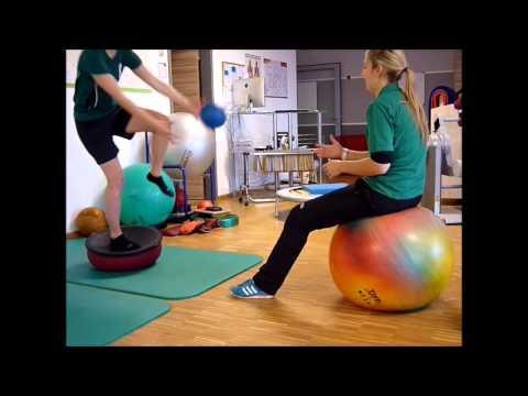 Stretching Muskeln der Wirbelsäule Behandlung