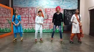 Blessings Of Bebe || Gagan Kokri || DANCE ON WHEELS ||