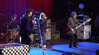 Cheap Trick Dream Police Live on SIRIUS XM Artist Confidential