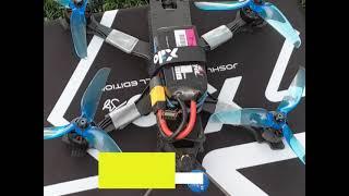 Maiden Flight ...... Maiden CRASH!! (Xilo // FPV First Freestyle)
