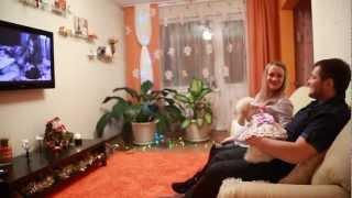 Выписка из роддома (Сергей Мельников Рубцовск)
