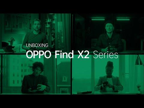 "OPPO Find X2 Pro (512Go, Noir, 6.70"", SIM simple, 48Mpx, 5G)"