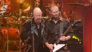 """The Ripper"" Judas Priest@Mohegan Sun Arena Wilkes-Barre, PA 3/13/18"