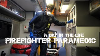 Firefighter Paramedic - A Day In The Life