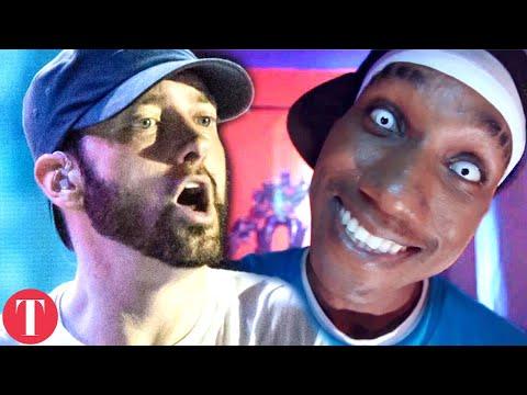 Sickest Celeb Reactions To Eminem 'Kamikaze'