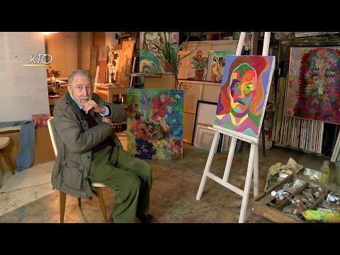 Francis Delaye, Artiste peintre