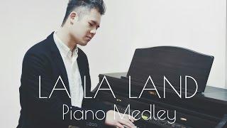 LA LA LAND PIANO MEDLEY  Audition  City Of Stars  Epilogue