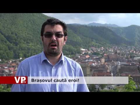 Brașovul caută eroi!