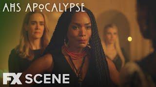 American Horror Story: Apocalypse   Season 8 Ep. 10: Voodoo Queen Scene   FX