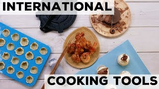 5 International Cooking Tools You Didn't Know You Needed | Food Network