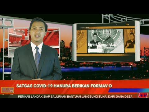 Video of Tim Palang Merah Satgas Covid-19 Hanura Kalbar Berikan 300 Kapsul Formav-d ke Kompi Mekanis 2 Yonif 643/WS