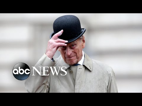 Prince Philip: Remembered in his own words | WNT
