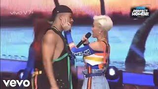 AGNEZ MO - Damn I Love You | Vivo V7+ Grand Launch