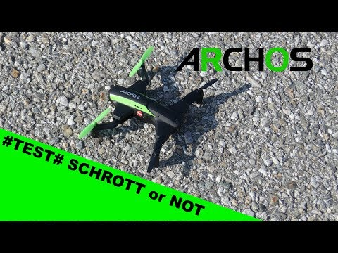 Archos Drone VR Test #German#