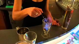 preview picture of video 'Drinking Absinthe In Prague'