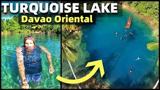 BecomingFilipino – MYSTERIOUS TURQUOISE LAKE – Natural Wonder In Davao – PHILIPPINES BEST LOCAL TOURIST SPOTS
