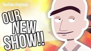 NEW YOUTUBE ORIGINAL SHOW SNEAK PEEK!!!
