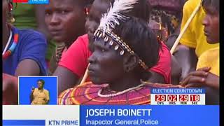 Pokot peace caravan brings together leaders to put an end to cattle rustling
