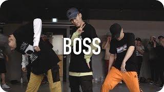 Boss - Lil Pump / Koosung Jung Choreography