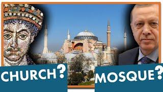 What is the Hagia Sophia?