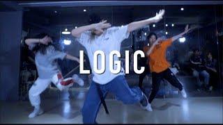 Logic   Keanu Reeves  MIGU Choreography