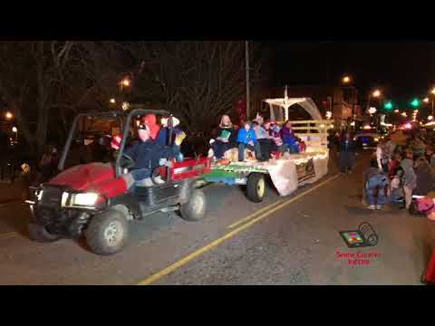 Carthage Christmas Parade 2020 Video coverage of the 2017 Carthage Christmas Parade | Smith
