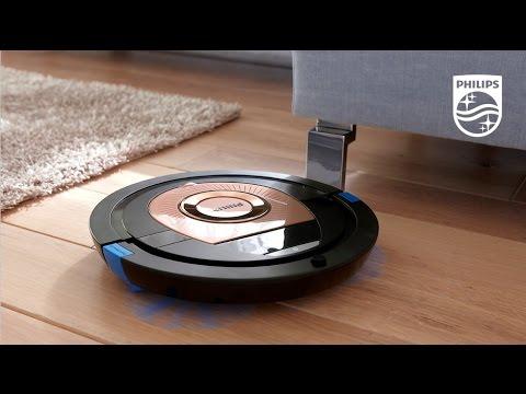 Робот-пылесос PHILIPS FC8776/01