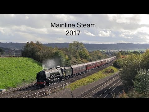 Main Line Steam Highlights 2017