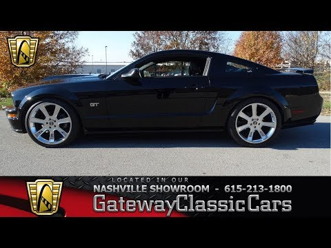 Video of 2006 Mustang located in La Vergne Tennessee - $15,595.00 - MFDI