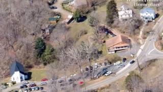 Waltons Mountain 45th Anniversary Reunion (Aerial View)
