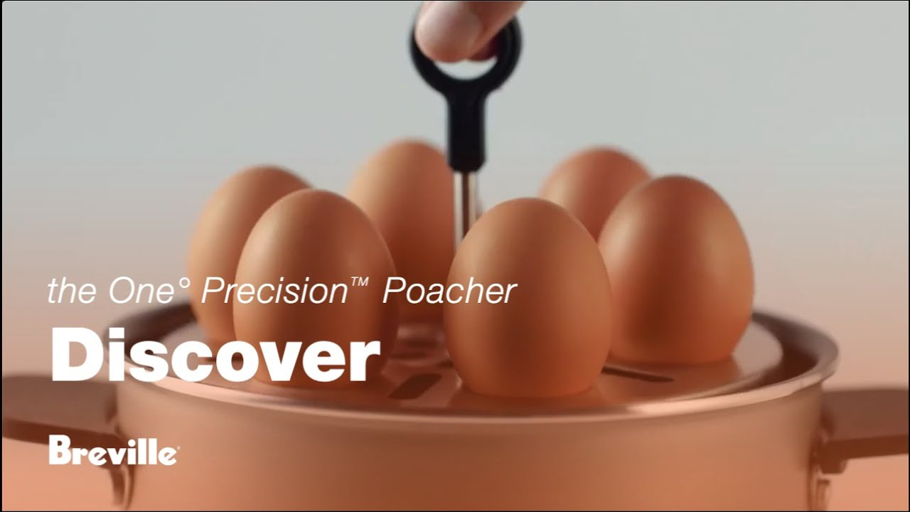 Breville One° Precision™ Poacher - Sous Vide & Exceptional Eggs Made Easy
