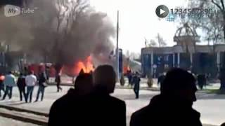 Взрыв Ташкент,топливо