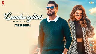 Lamborghini Lyrics | Single Track Studio | Khan Bhaini, Shipra Goyal