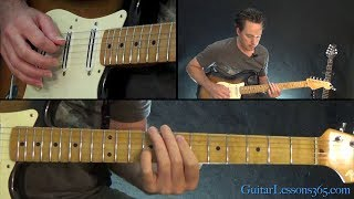 Cochise Guitar Lesson - Audioslave