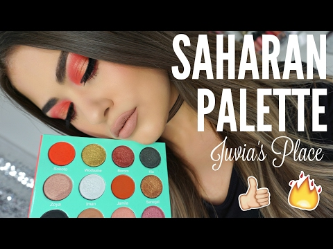 The Nubian 2 Eyeshadow Palette by Juvia's Place #2