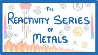GCSE Chemistry - Reactivity Series of Metals & Displacement Reactions #30