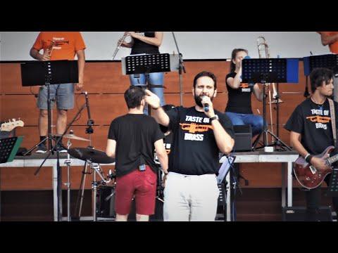Elena (Karol Duchoň)   Taste of Brass ft. Martin Hutta LIVE