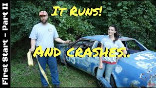 Chevy Monza First Start In Years Part 2 - Vice Grip Garage EP38