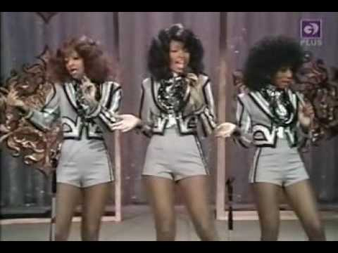 Three Degrees-I Like Being A Woman (live)