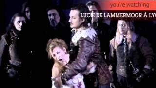 Natalie Dessay - Il dolce suono, «Lucia di Lammermoor» (mad scene - full version) Opéra de Lyon