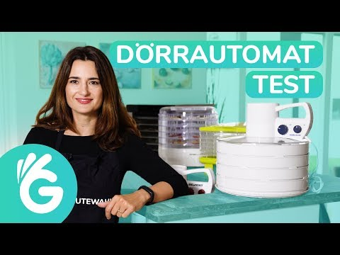 Dörrautomat Test –10 Dörrgeräte im Vergleich