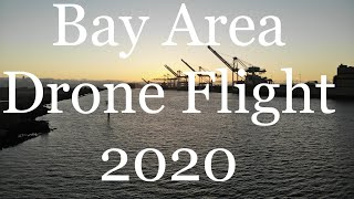 Bay Area Drone Flight 2020
