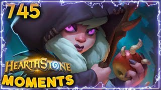 When You Have A Bad Day..!! | Hearthstone Daily Moments Ep. 745