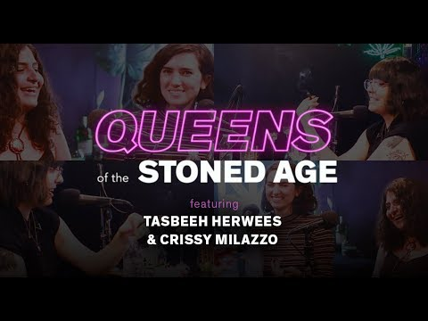 Chef & Health Coach Jorden Kedem Talks Families, Thanksgiving, and Weed | QUEENS OF THE STONED AGE