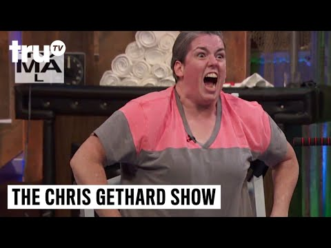 The Chris Gethard Show - Fire, Determination and Guts (Mashup) | truTV